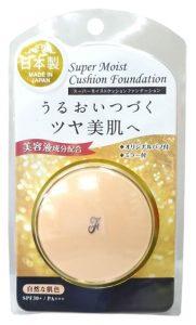 プレスカワジャパンスーパーモイスト クッションファンデーションSPF30+ PA+++