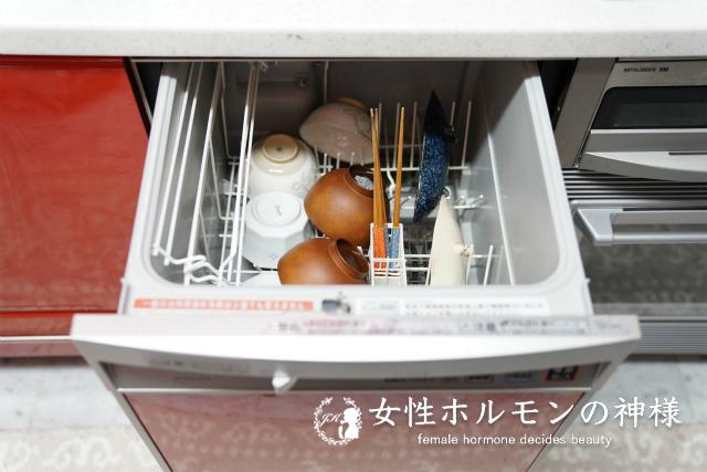 手荒れが酷い人は食洗機がおすすめ
