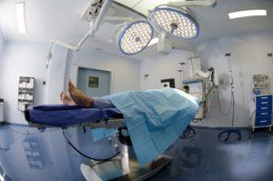 手術台,手術